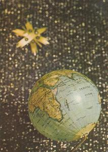 Vánoce a nový rok - Planeta Země
