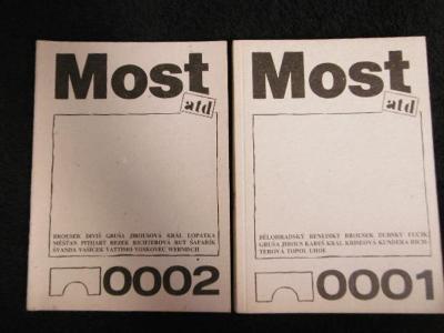 2x MOST ATD. (Atlantis) - reprint1990