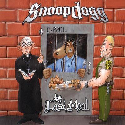 SNOOP DOGG-THE LAST MEAL CD ALBUM 2000.