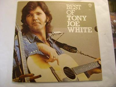 TONY JOE WHITE - BEST OF - WARNER D´75 - LP/EX