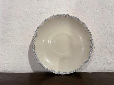 Starožitný porcelánový podšálek - značeno Epiag