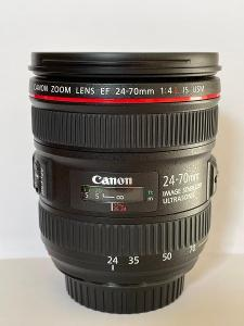 Canon EF 24-70mm f/4L IS USM TOP STAV