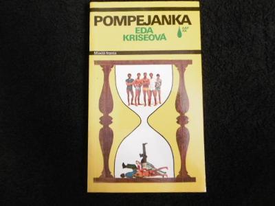 EDA KRISEOVÁ POMPEJANKA (1991) podpis E.Kriseová