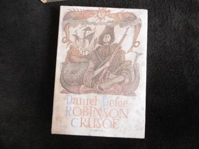 DANIEL DEFOE ROBINSON CRUSOE (1986) podpis A.Born