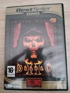 PC Hra DIABLO 2 Best Seller Series  BLIZZARD 2CD