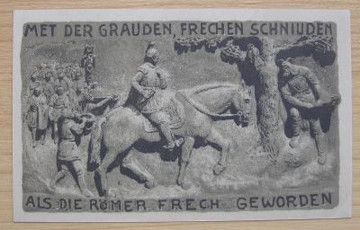 Bankovka Německo - Horn (Lippe); 50 pfennig; 1921; stav viz fota