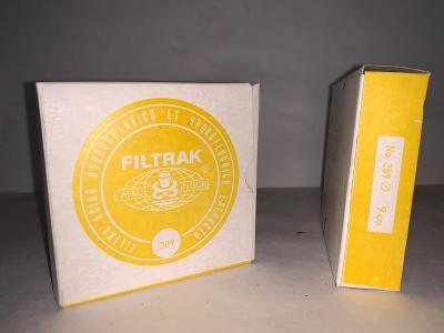 Filtrační papír 90 mm (Filtrak 389, kruhové výseky, 2 balení )