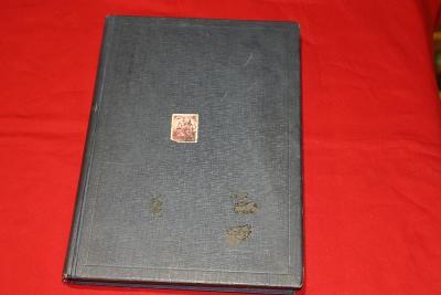 V8602 - Zásobník plný ražených známek - 24 stran