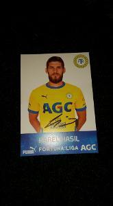 Foto s podpisem Karel Hasil (FK Teplice) - fotbal
