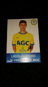 Foto s podpisem Ladislav Kodad (FK Teplice) - fotbal