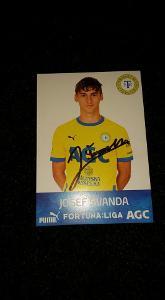 Foto s podpisem Josef Švanda (FK Teplice) - fotbal