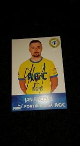 Foto s podpisem Jan Shejbal (FK Teplice) - fotbal