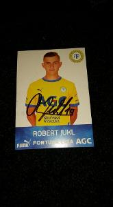 Foto s podpisem Robert Jukl (FK Teplice) - fotbal