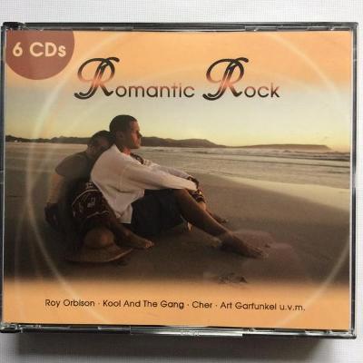 various BEST OF ROMANTIC ROCK - 6CD  2005