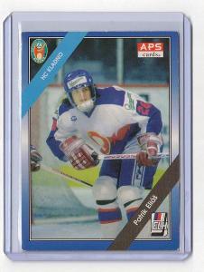 1994-95 Czech APS Extraliga #64 Patrik Eliáš !!!