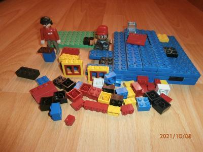 LEGO a díly jiné stavebnice