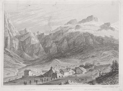 Leuck , oceloryt, 1850