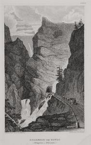 Gallerie von Gondo , Meyer, oceloryt, 1850