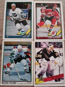 Hokejové karty O-pee-chee/Premier