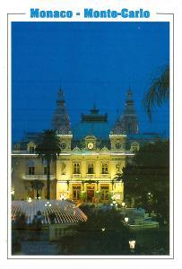 Monacké knížectví, Monte Carlo, 6 ks