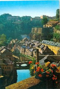 Lucemburské velkovévodství, Luxembourg, 2 ks, neprošlé