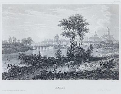 Aarau, Meyer, oceloryt, 1850