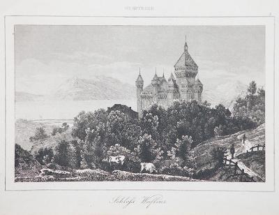 Wuflens, Le Bas, oceloryt 1842