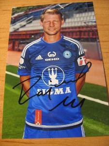 Jan Rajnoch - Olomouc - orig. autogram