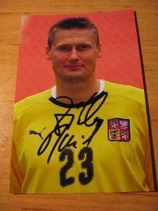 Daniel Zítka - ČR - orig. autogram