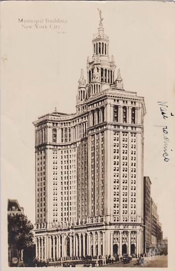 USA - NEW YORK - MRAKODRAP MUNICIPAL - 29-ZX13