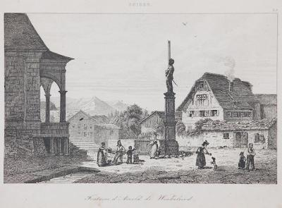 Winkelried, Le Bas, oceloryt 1842