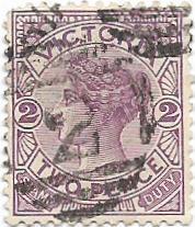 Známka Austrálie Victoria kolonie - strana 19