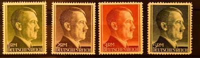 Německá říše - serie A. Hitler