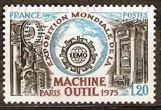 France 1975 Mi 1917 ine raz.