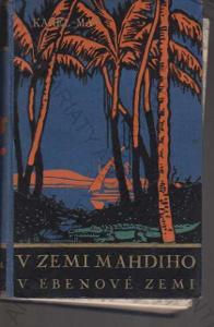 V Ebenové zemi Karel May 1933