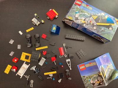 Lego systém 6554 - Kompletní