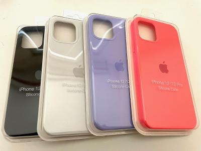 Apple iPhone 12 / 12Pro silikonový obal