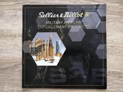 katalog produktů - Sellier & Bellot 02/2019 - Anglicky