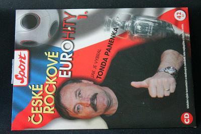 CD -  České Rockové Eurohity 1.    (k12)