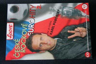 CD -  České Rockové Eurohity 2.    (k12)