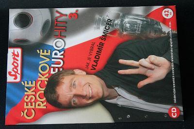 CD -  České Rockové Eurohity 3.    (k12)