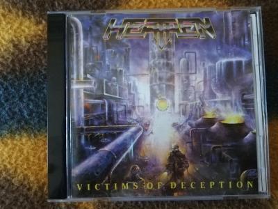 Heathen: Victims Of Deception 1991 technical thrash/speed usa