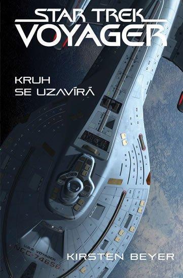 NOVÁ KNIHA Star Trek: Voyager – Kruh se uzavírá