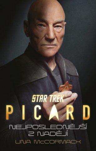 NOVÁ KNIHA Star Trek: Picard – Nejposlednější z nadějí