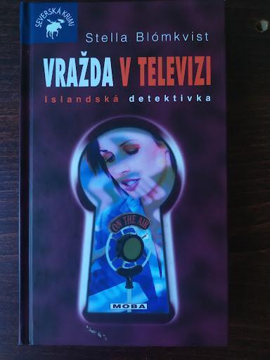 Vražda v televizi - Stella Blómkvist