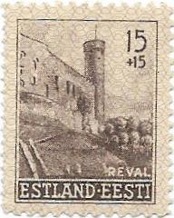 Známka Estonska  - strana 22