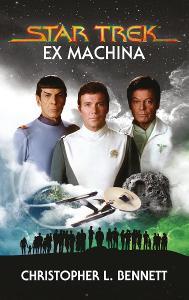 NOVÁ KNIHA Star Trek: Ex Machina