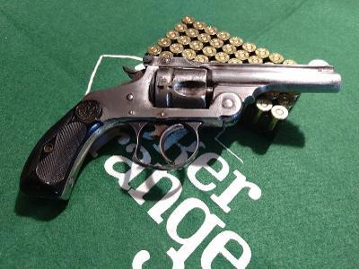 SMITH & WESSON 2 Model .38 Cal. Double Action TOP BREAK Revolver