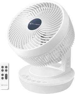 MYCARBON Tichý vzduchový oběhový ventilátor