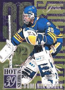 HAŠEK Dominik Flair 1994/95 Hot Numbers č. 3